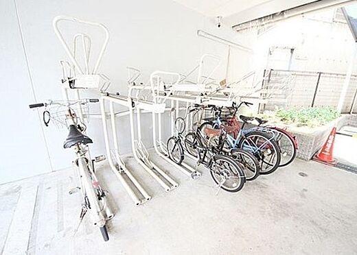 マンション(建物一部)-大阪市浪速区元町1丁目 雨の日も安心の屋内駐輪場