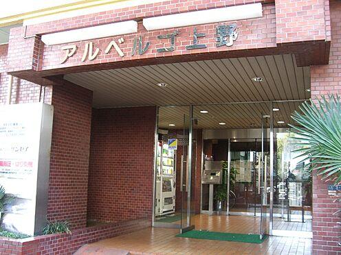 マンション(建物一部)-台東区上野7丁目 入口です。