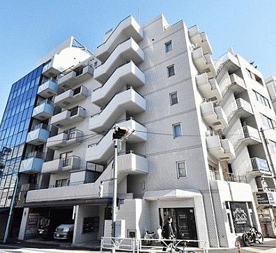区分マンション-渋谷区東2丁目 外観