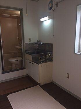 アパート-板橋区蓮根3丁目 キッチン