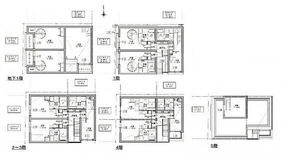 マンション(建物全部)-豊島区東池袋5丁目 間取り