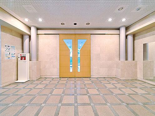 区分マンション-渋谷区恵比寿3丁目 エントランス