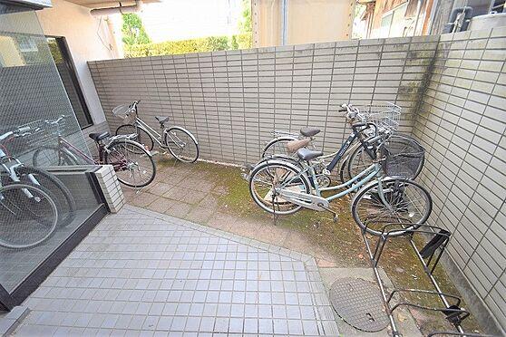 マンション(建物全部)-野田市野田 入居者専用の駐輪スペース有り