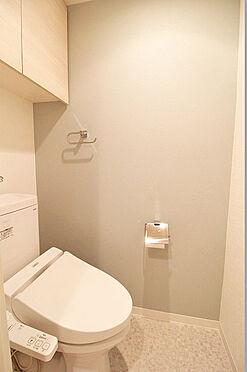中古マンション-多摩市諏訪4丁目 トイレ