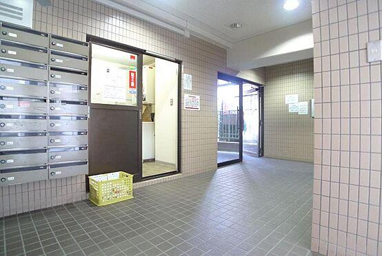 マンション(建物一部)-横浜市南区真金町1丁目 共用部 集合ポスト