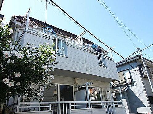 アパート-横浜市南区清水ケ丘 外観