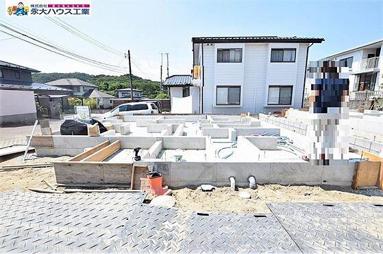 戸建賃貸-仙台市泉区鶴が丘4丁目 外観