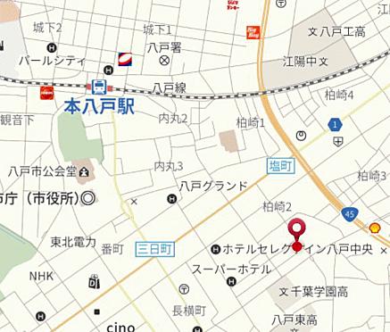 マンション(建物一部)-八戸市柏崎2丁目 その他