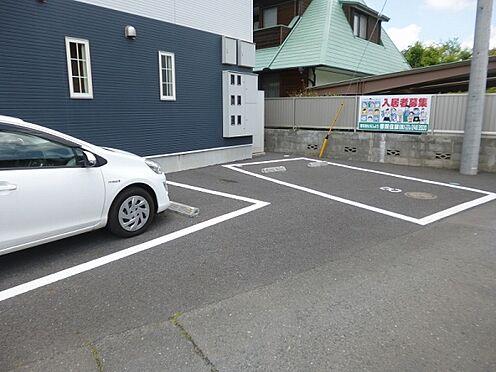 アパート-水戸市上水戸 駐車場