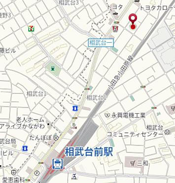マンション(建物一部)-座間市相武台1丁目 その他