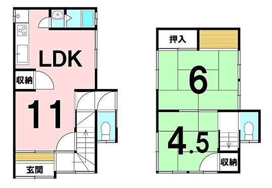 建物全部その他-横須賀市深田台 間取り