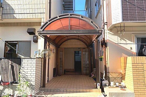 マンション(建物全部)-大阪市淀川区東三国4丁目 建物1(あかつきマンション)エントランス