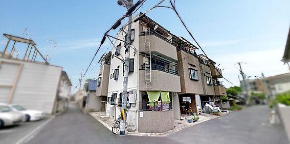 マンション(建物全部)-東大阪市西上小阪 外観