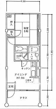 中古マンション-伊東市富戸 間取り