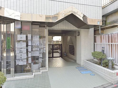 マンション(建物一部)-台東区浅草5丁目 エントランス