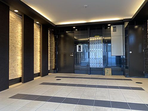 マンション(建物全部)-大阪市生野区桃谷3丁目 エントランス