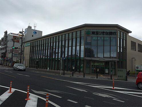 土地-鴻巣市本宮町 埼玉りそな銀行 鴻巣支店(698m)
