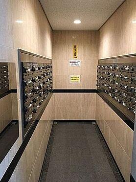 区分マンション-大阪市西成区千本南1丁目 メールボックス完備