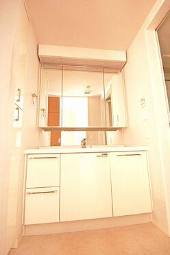 区分マンション-港区芝浦2丁目 三面鏡洗面化粧台