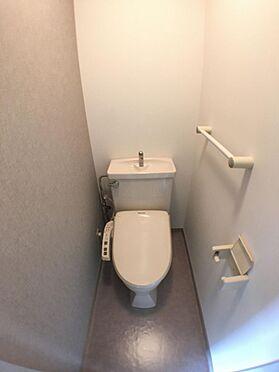 マンション(建物一部)-東松山市材木町 トイレ