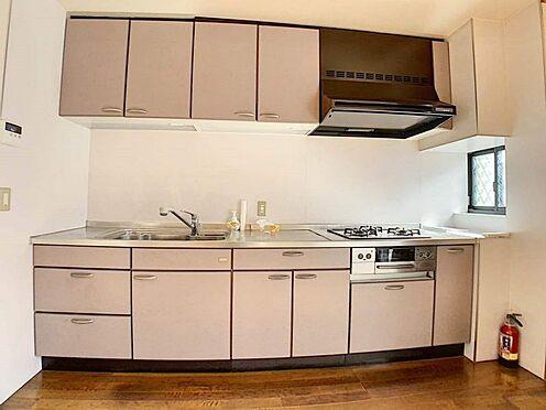 中古一戸建て-名古屋市守山区大屋敷 収納が充実したキッチン