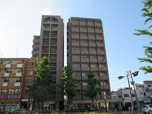 マンション(建物一部)-福岡市中央区地行1丁目 南側外観