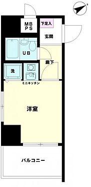 マンション(建物一部)-藤沢市藤沢 間取り