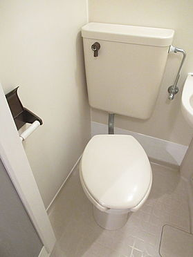 アパート-横浜市港北区菊名5丁目 トイレ