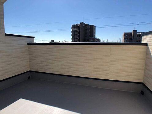 新築一戸建て-名古屋市緑区六田1丁目 バルコニ