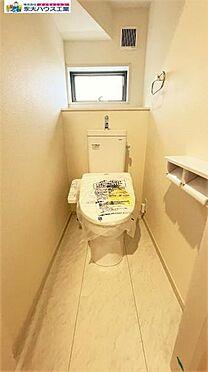 戸建賃貸-名取市名取が丘5丁目 トイレ