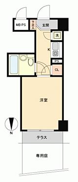 マンション(建物一部)-横浜市鶴見区栄町通4丁目 間取り