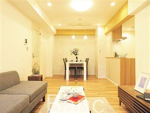 区分マンション-横浜市保土ケ谷区和田2丁目 お気に入りの空間で一日ゆったりとくつろぐ時間を最優先にする。そんなスタイルをかなえられる空間です。