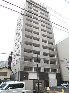 マンション(建物一部)-志木市本町5丁目 ホワイトとライトグレーのスタイリッシュなフォルム
