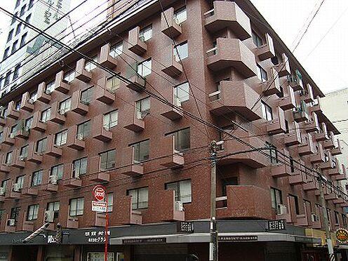マンション(建物一部)-大阪市中央区南船場2丁目 重厚感のある外観です