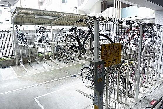 マンション(建物一部)-大阪市北区南森町2丁目 屋根付きの駐輪場あり