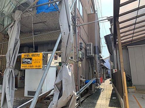 土地-茨木市片桐町 外観