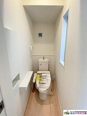 戸建賃貸-石巻市駅前北通り2丁目 トイレ
