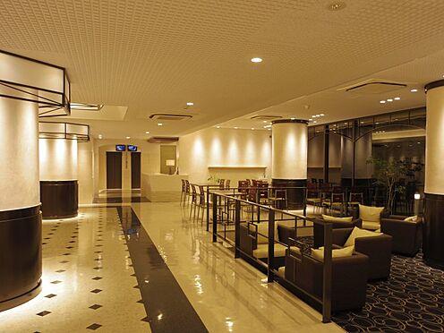 マンション(建物一部)-大阪市淀川区宮原1丁目 ホテルライクな高級感をもつエントランス