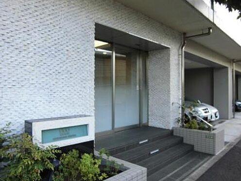 中古マンション-世田谷区大蔵1丁目 エントランス