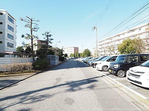 区分マンション-千葉市美浜区高浜3丁目 敷地内平置き駐車場!