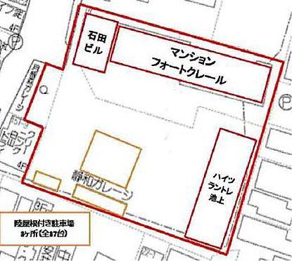 マンション(建物全部)-京都市伏見区淀池上町 間取り
