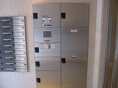 マンション(建物一部)-大阪市福島区海老江3丁目 宅配ボックスもあります。