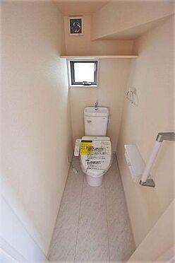 新築一戸建て-仙台市若林区沖野6丁目 トイレ