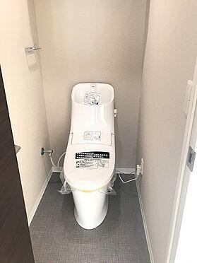 中古マンション-さいたま市南区文蔵4丁目 トイレ