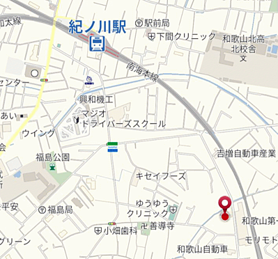 区分マンション-和歌山市粟 その他