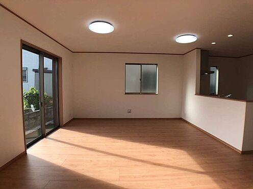新築一戸建て-名古屋市緑区神沢2丁目 リビング