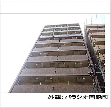 マンション(建物一部)-大阪市北区南森町2丁目 重厚感のある外観・上層階