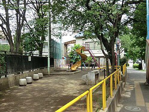 マンション(建物一部)-港区南青山5丁目 周辺環境:若羽児童遊園地