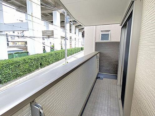 新築一戸建て-大阪市平野区背戸口3丁目 バルコニー