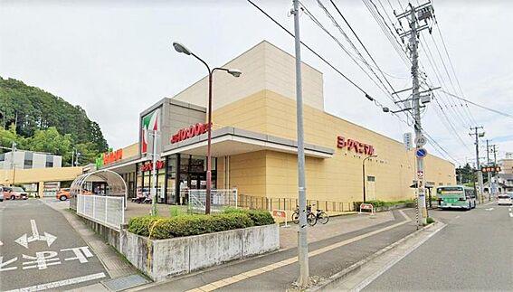 新築一戸建て-仙台市青葉区荒巻中央 ヨークベニマル新荒巻店 約450m